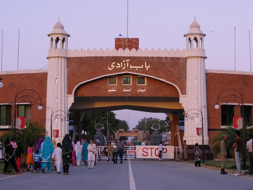 Wagah Border - Lahore, Pakistan  By Muhammad Naeem Ghauri