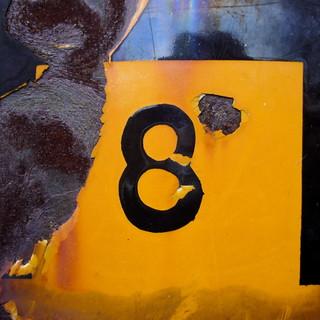 Eight on Yellow