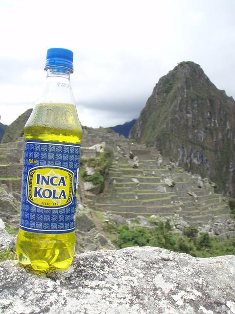 Inca Kola : 10 curiosidades sobre la comida peruana