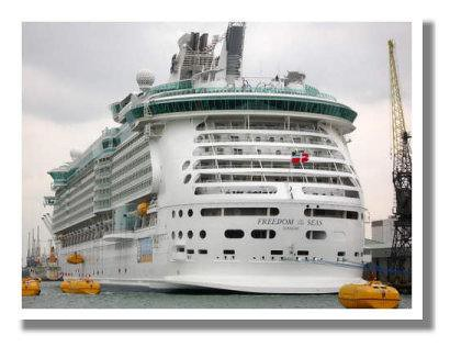 Average price of a cruise ship for The world cruise ship cost