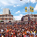 Tens of thousands of people have gathered in the Madagascar capital of Antananarivo over the last two weeks to protest for and against the government of Marc Ravalomanana.