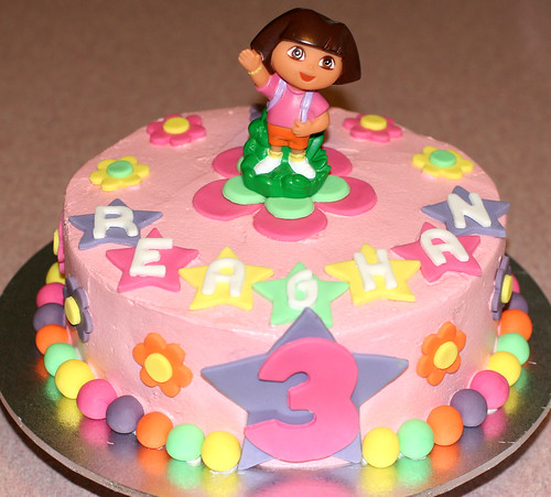 Cake Designs Dora The Explorer : Dora Cake? - Parties for Under 5s - Essential Baby