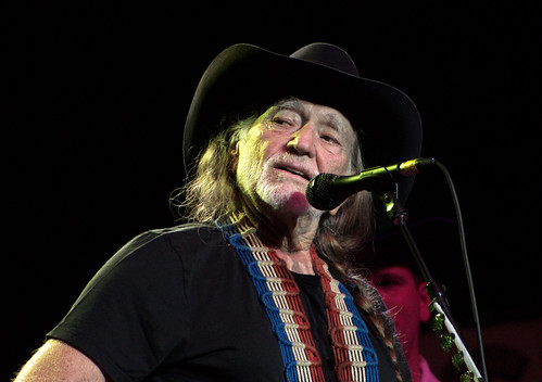Willie Nelson - A Music Legend !
