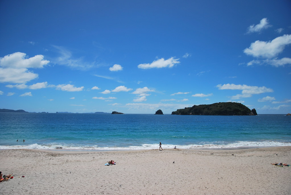 Hahei - Coromandel Peninsula - New Zealand