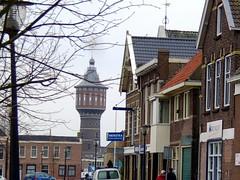 The Water Tower in Sneek
