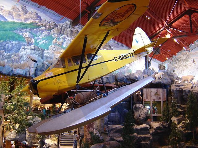 Float Plane Bass Pro Shops Calgary Flickr Photo Sharing