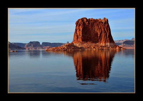 Lake Powell, Page, arizona, USA