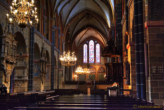 Inside st peter 39 s cathedral bremen flickr photo sharing - Inside mobel bremen ...