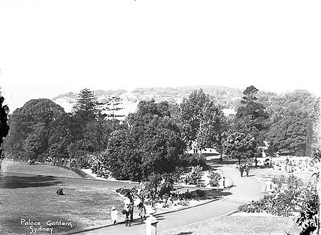 Palace Gardens, 1908