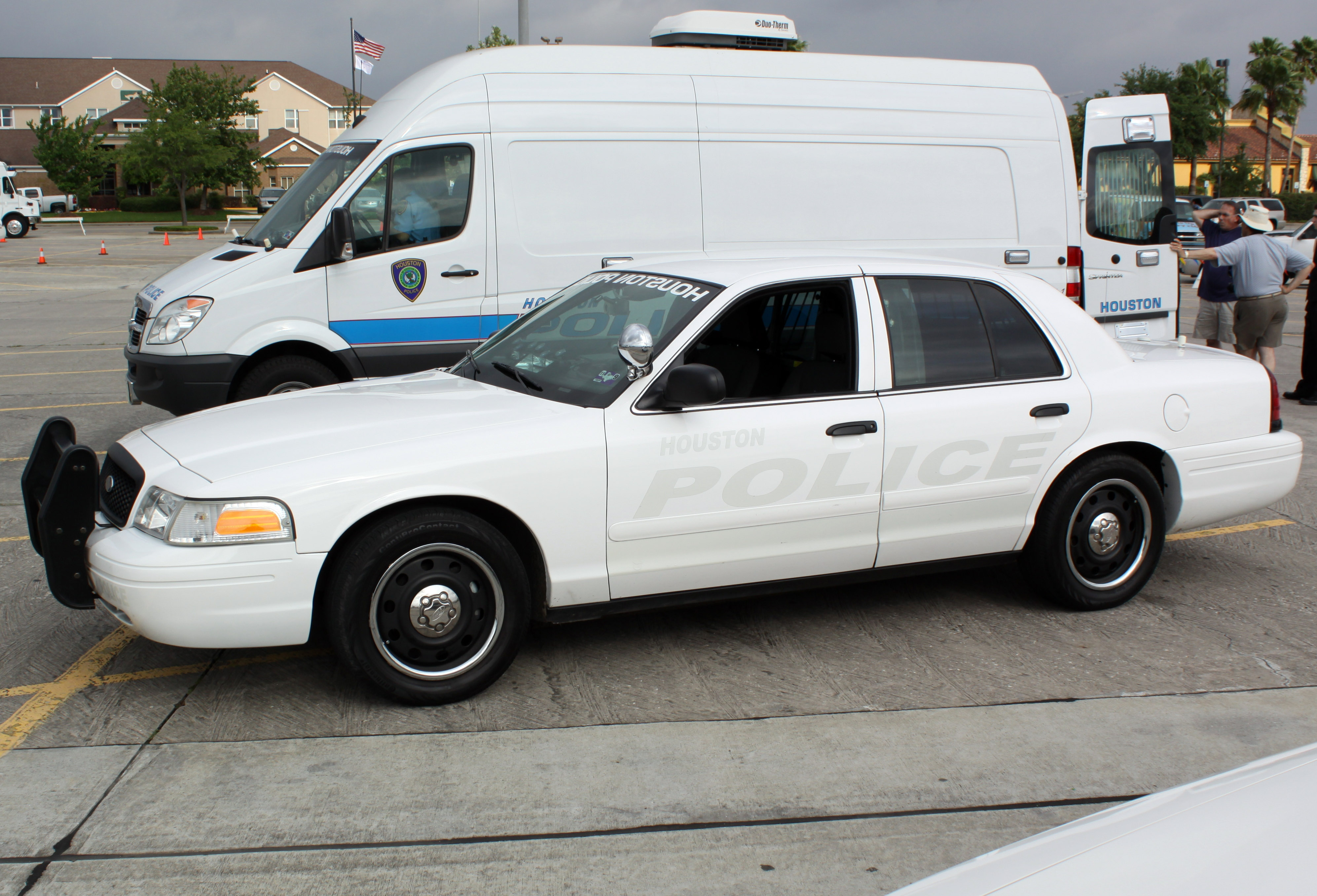 Police Car Ghost Graphics