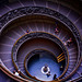 Spiral staircase in Vatican museums. by fabujulous