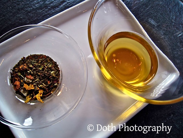 Essencha Tea House | Tulsi Apple Pear Tea