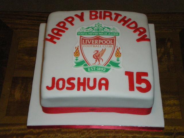 birthday cakes merseyside