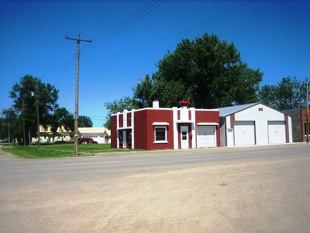 North Dakota Rural Firehouse