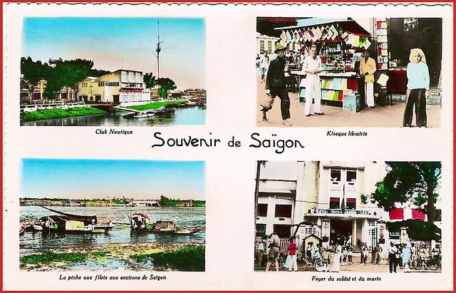 Souvenir de SAIGON (3)