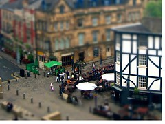 tilt shift by grobwire