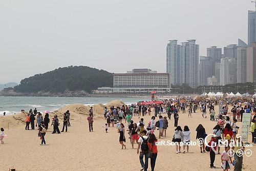 해운대해수욕장/海雲臺海水浴場/Haeundae Beach