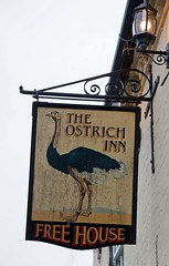 Norfolk Pub Signs