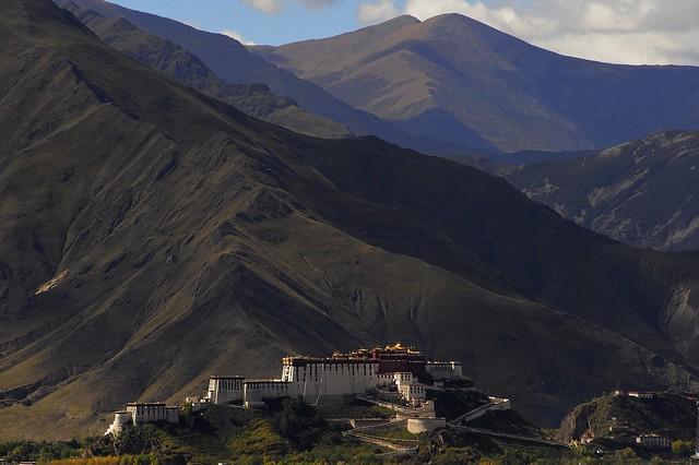 Potala palace Lhasa,Tibet