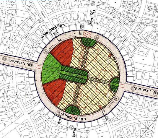 כיכר המדינה, תוכנית בינוי 2000