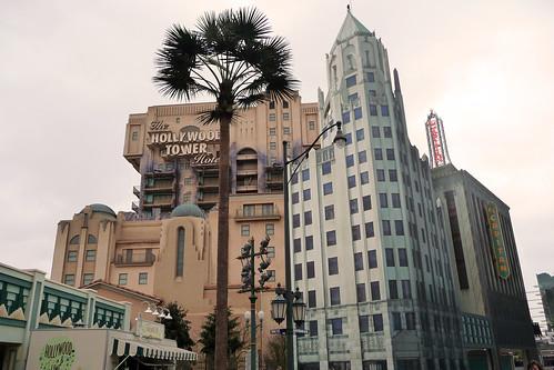 Exploring Hollywood at the Studios
