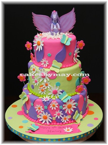 Pegasus Birthday Cake Flickr Photo Sharing