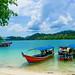 Boats by Ezani Zainal