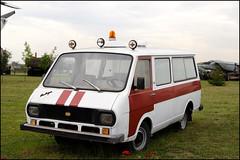 RAF-2203 'Latvia' ambulance