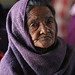 Elderly woman speaks about Water Supply and Sanitation program in Nepal