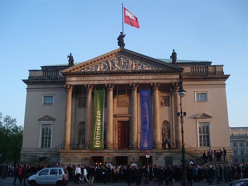 Staatsoper, Unter den Linden, Berlin