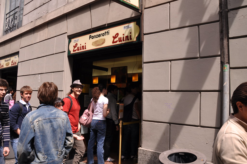 6 Best Eateries for Shoppers in Milan