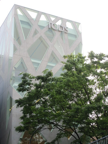 Tod's in Aoyama