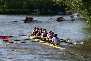 Oxford Summer Eights 2009