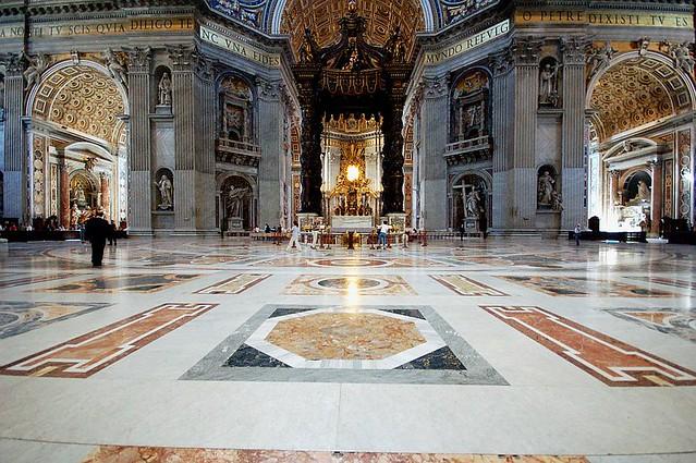Vatican, Rome, basilique Saint-Pierre, DSC_0239