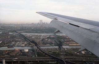 Landing at Newark (1990)
