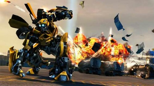 Free Downloads Transformers Games