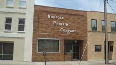 North Granby:  Norfolk Printing Company