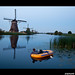 Kinderdijk, Netherlands by Popeyee