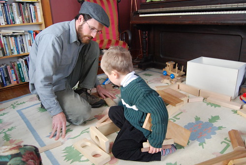 blocks with uncle john