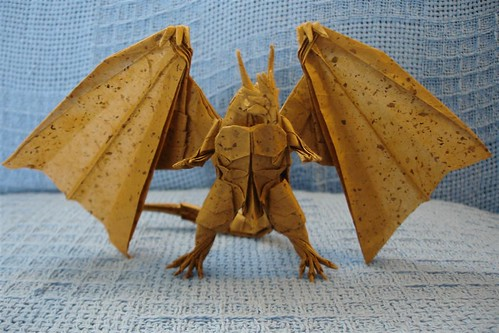 Origami, The Art of Designing and Manufacturing Masterpieces - photo#38