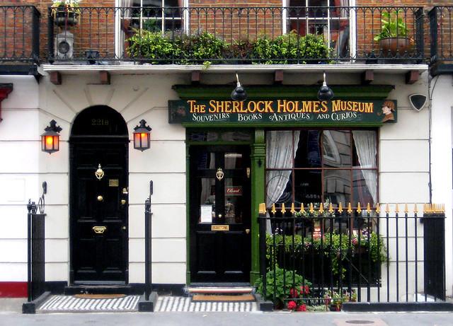 baker street london 221b