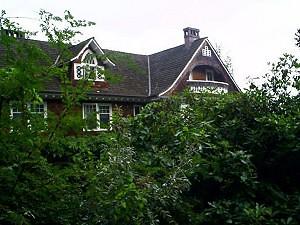 Kurt Cobain House Seattle