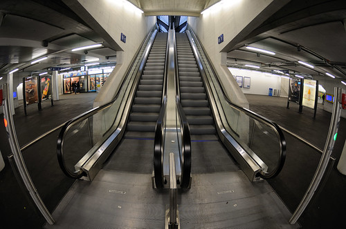escalator architecture