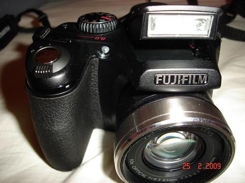 Fujifilm Finepix S800 S5800 Camera Wiki Org The Free Camera Encyclopedia