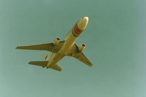 SAS DC-10 (1987)