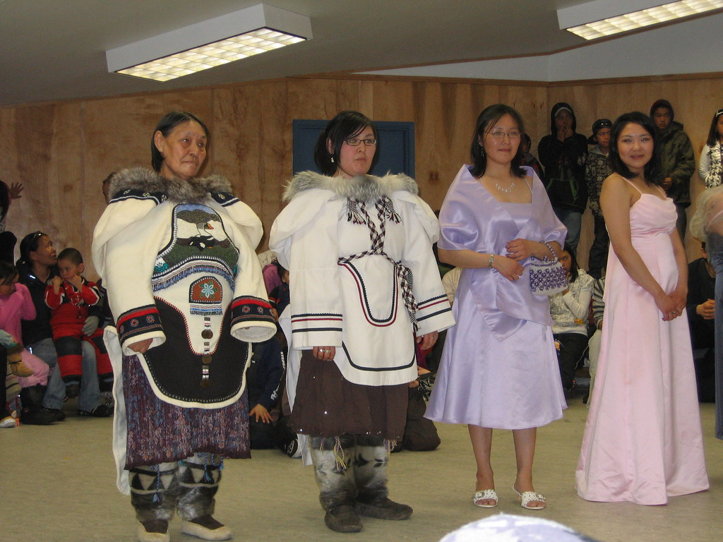 Nunavut women