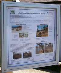 Lake Wilcox Shoreline Restoration Project