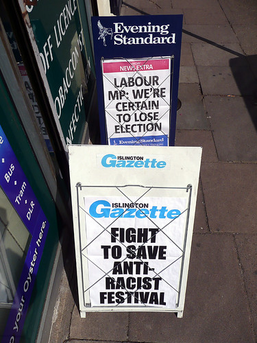 Islington Gazette, Canonbury