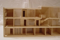 shelf, wood, dollhouse,