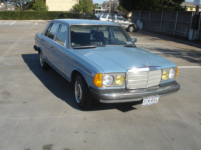1981 mercedes benz 240d flickr photo sharing